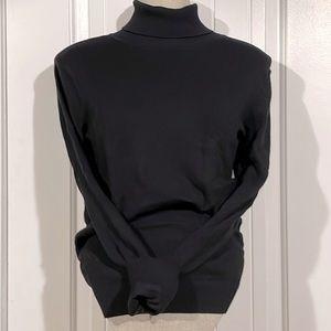 ANDREW MARC Turtleneck Sweater Top